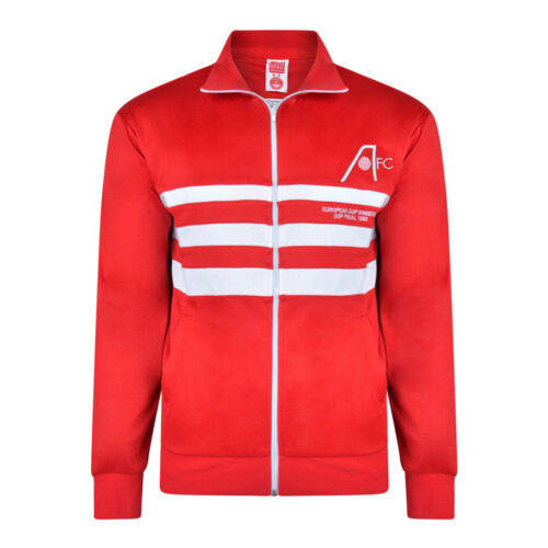Aberdeen 1982-83 Retro Football Track Top
