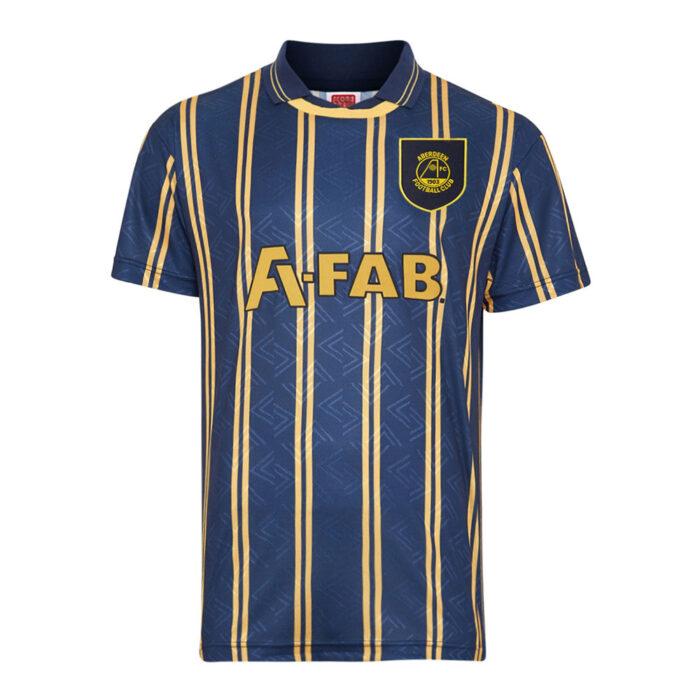Aberdeen 1993-94 Maglia Storica Calcio