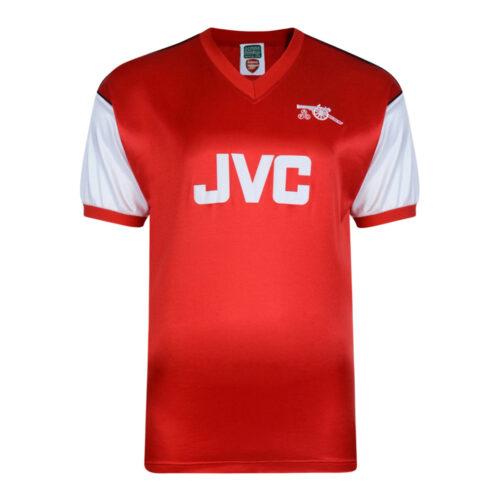 Arsenal 1981-82 Maglia Storica Calcio