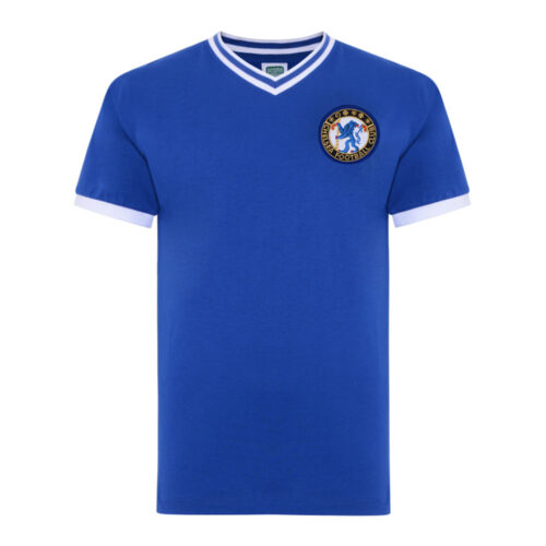 Chelsea 1960-61 Retro Football Shirt