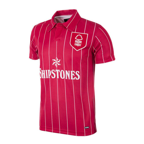 Nottingham Forest 1992-93 Retro Football Shirt