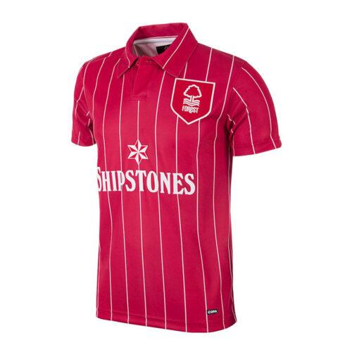 Nottingham Forest 1992-93 Maglia Storica Calcio