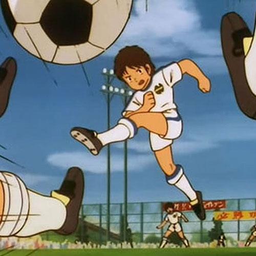 Camisetas Captain Tsubasa