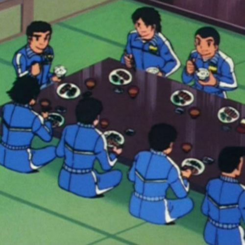 Sudaderas Captain Tsubasa