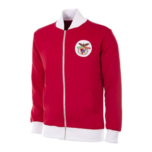 Benfica 1969-70 Retro Football Track Top