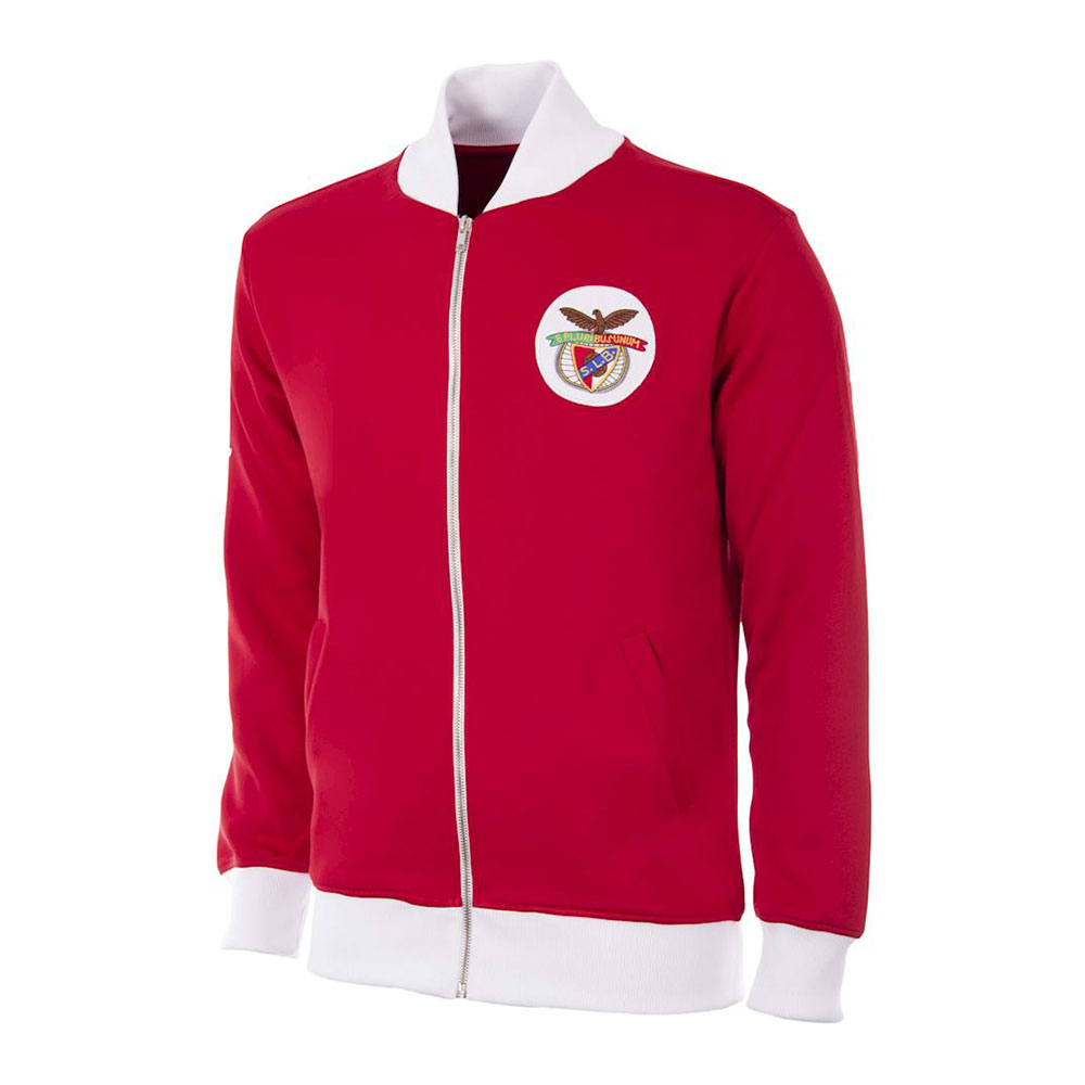 Benfica 1969-70 Retro Football Track Top