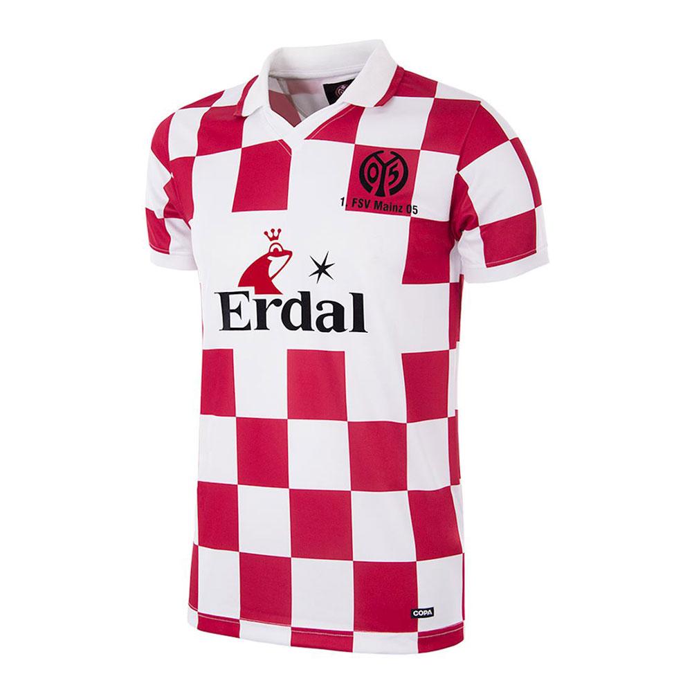 Mainz 1996-97 Maglia Storica Calcio