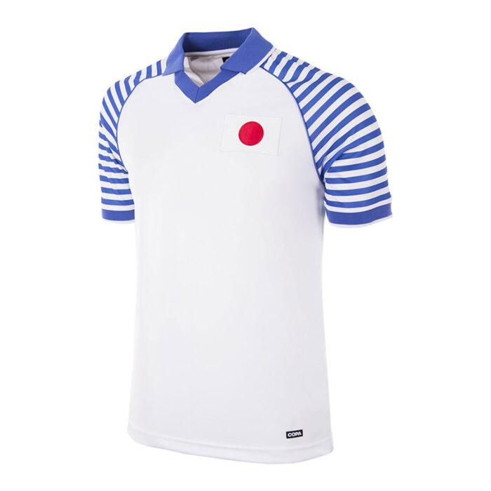 Japón 1987 Camiseta Retro Fútbol