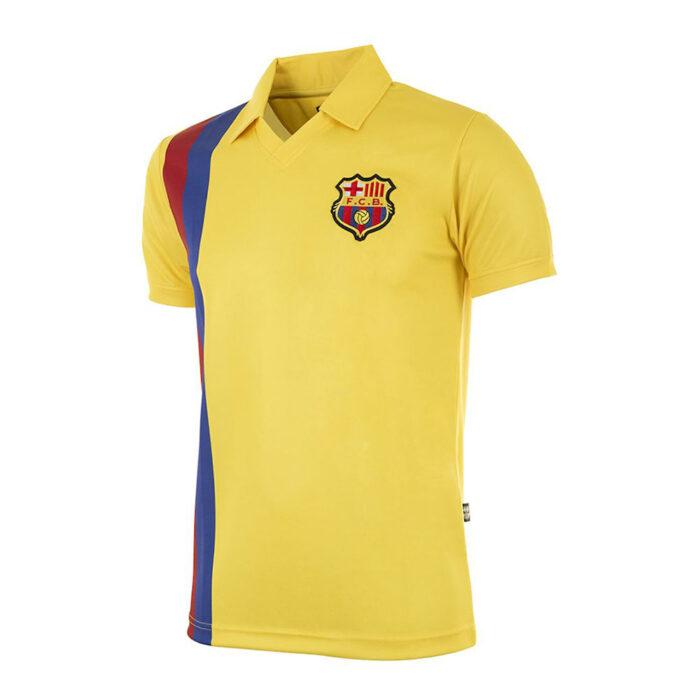 Barcellona 1981-82 Maglia Storica Calcio