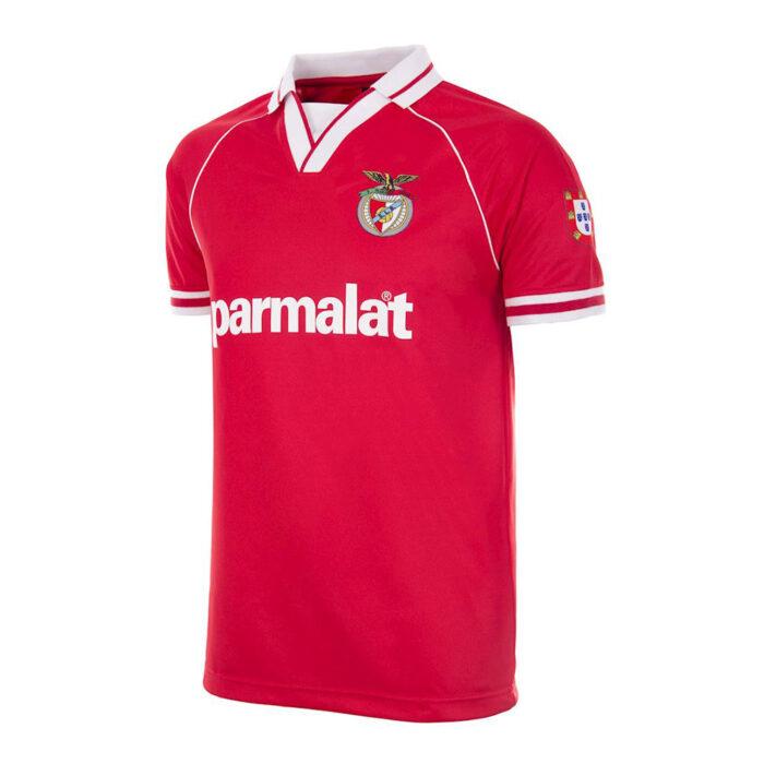 Benfica 1994-95 Maglia Calcio Storica