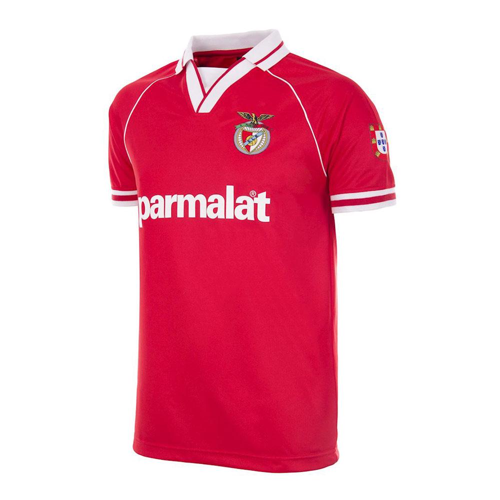 Benfica 1994-95 Camiseta Fútbol Retro