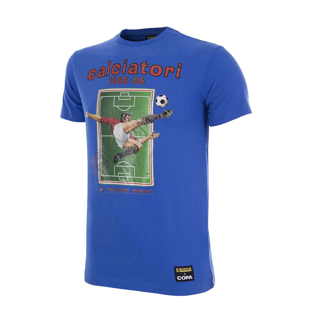 Panini Calciatori 1985-86 Casual T-shirt