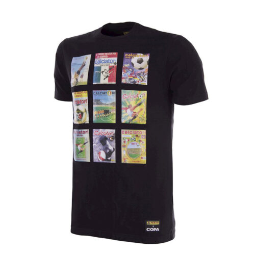 Panini Calciatori Covers Casual T-shirt