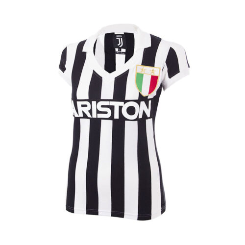 Juventus 1984-85 Retro Football Shirt Women