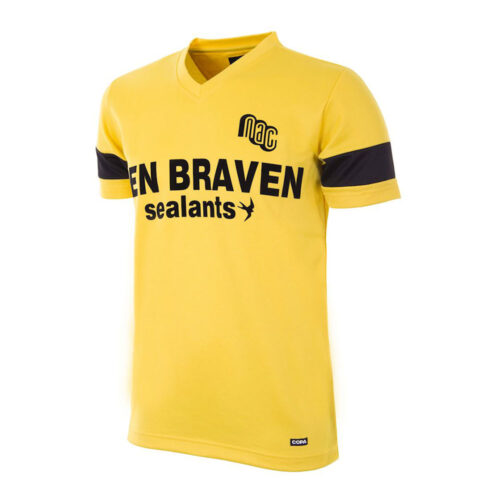 NAC Breda 1989-90 Retro Football Shirt