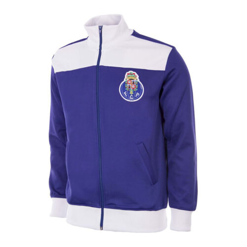 Porto 1955-56 Retro Football Track Top