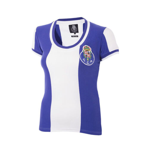 Porto 1971-72 Retro Football Shirt Women