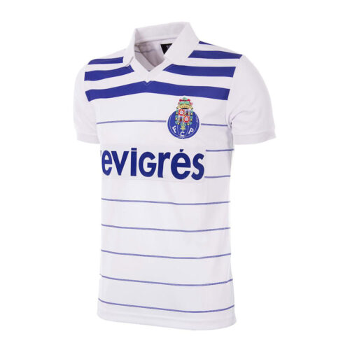 Porto 1984-85 Retro Football Shirt