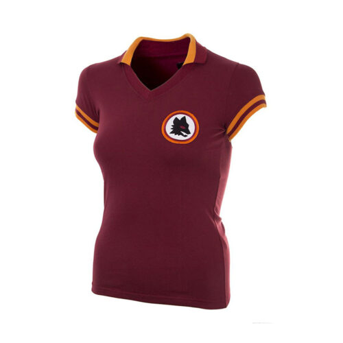 Rome 1978-79 Retro Football Shirt Women