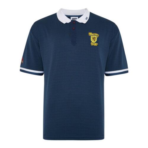 Escocia 1990 Camiseta Retro Fútbol