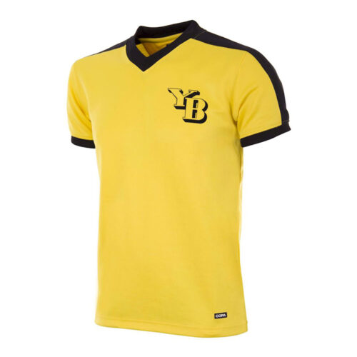 Young Boys Berna 1975-76 Camiseta Retro Fútbol