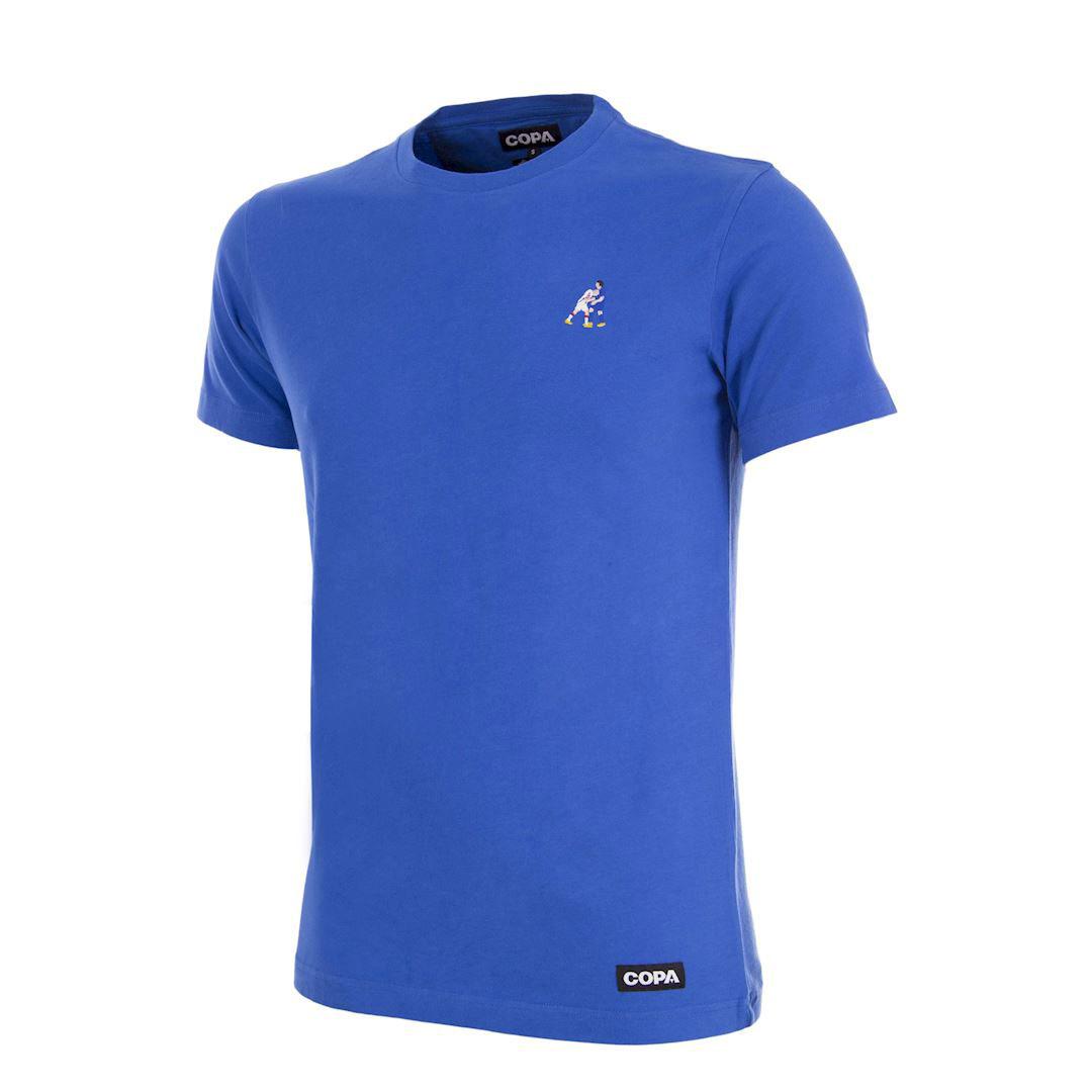 Copa Headbutt Embroidery Casual T-shirt