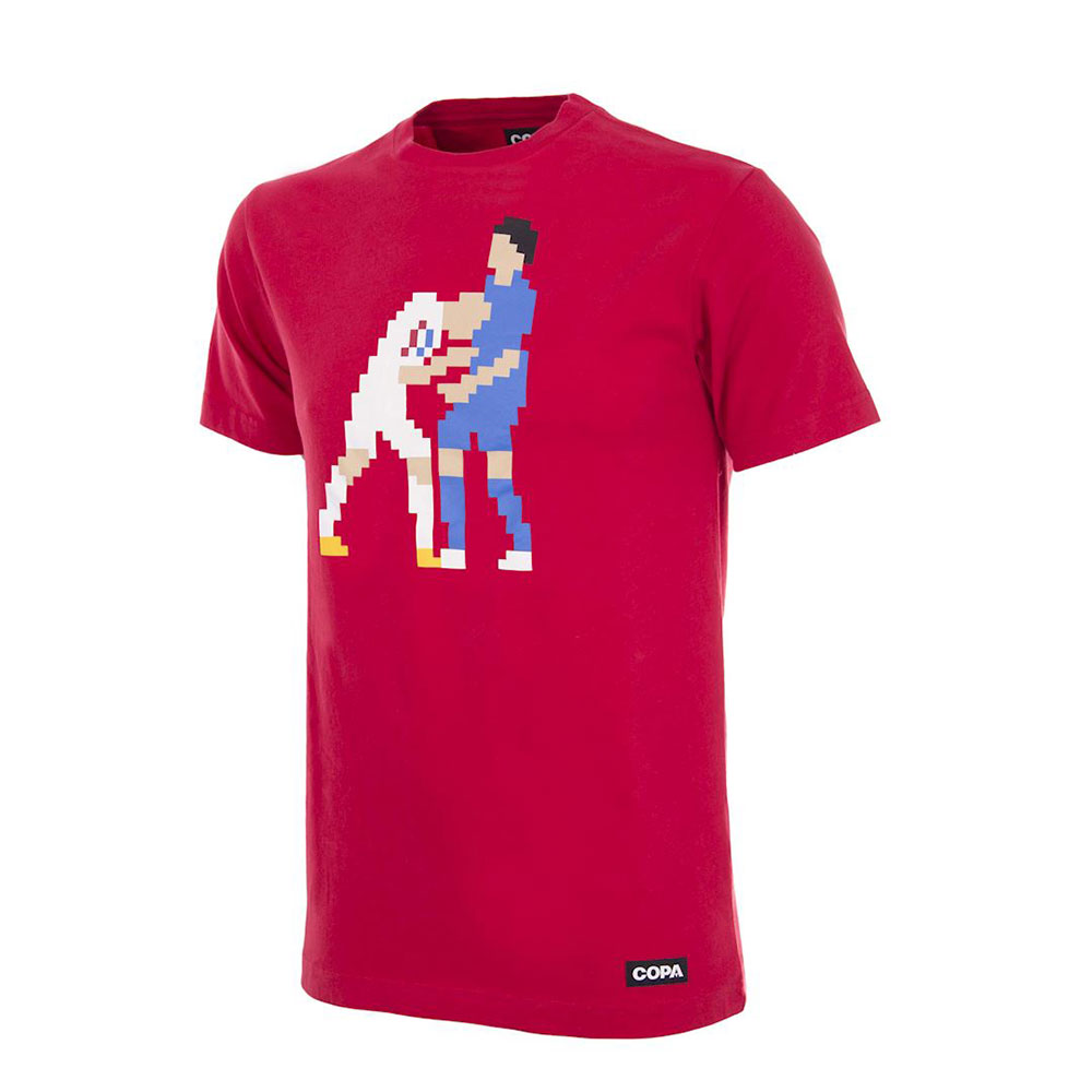 Copa Headbutt Tee Shirt Casual