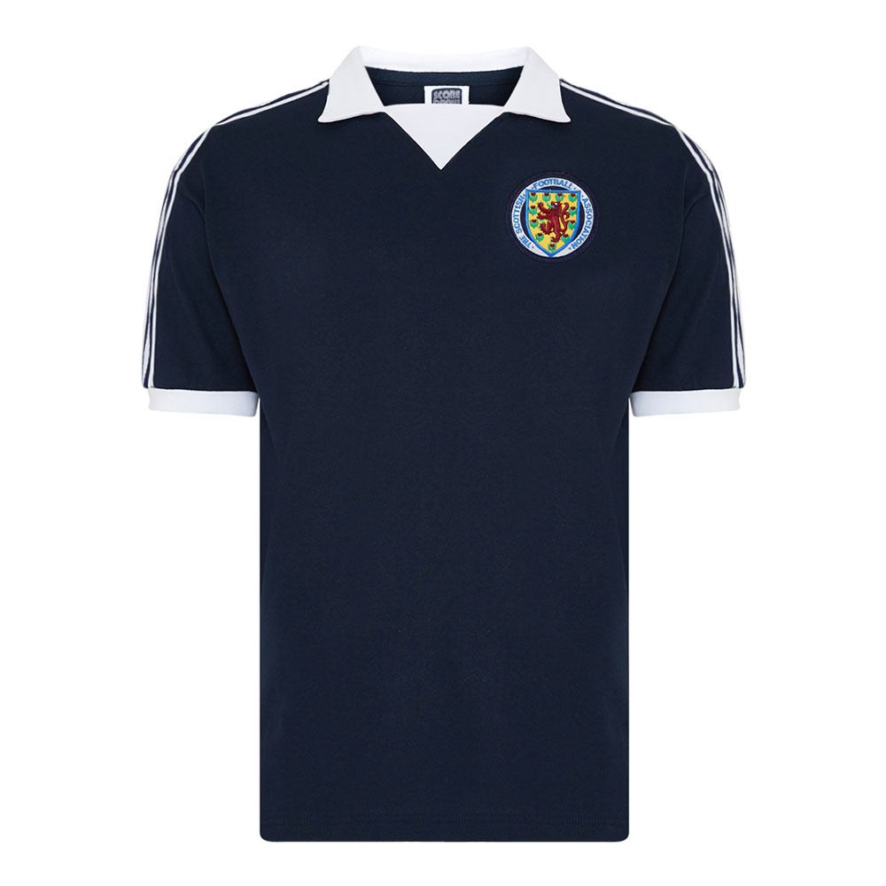 Scotland 1978 Retro Football Shirt