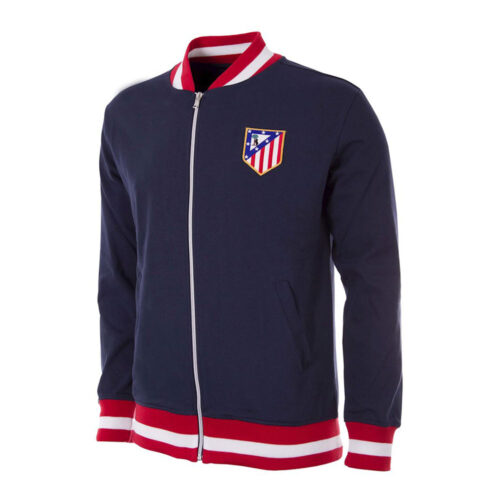 Atletico Madrid 1969-70 Retro Football Track Top