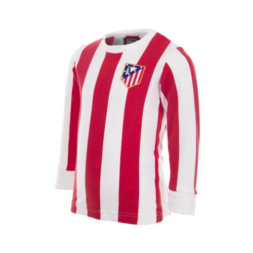 Atletico Madrid Tee Shirt My First Football Shirt