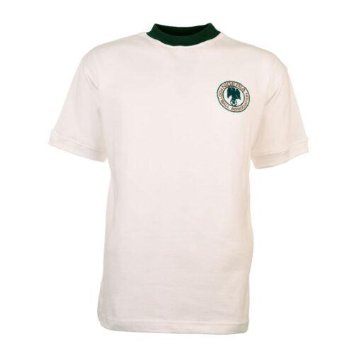 Nigeria 1976 Camiseta Retro Fútbol