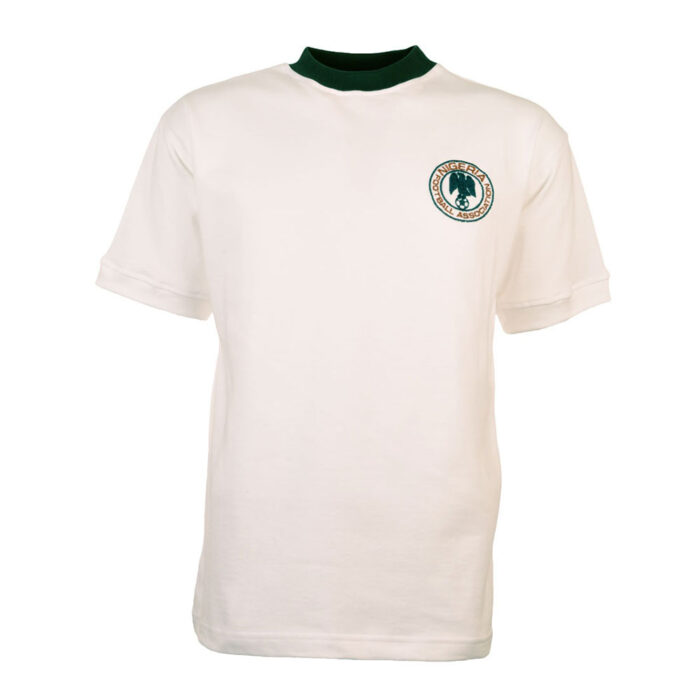 Nigeria 1976 Maglia Storica Calcio