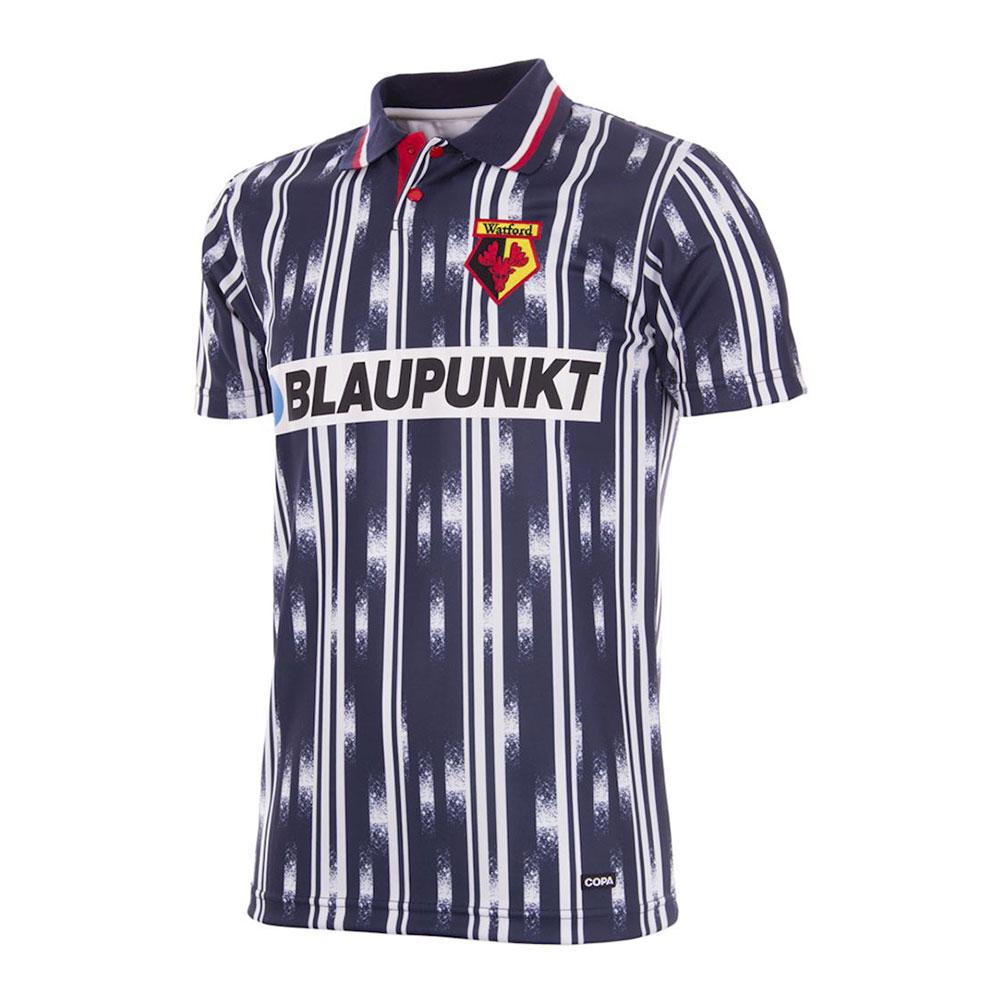 Watford 1994-95 Camiseta Retro Fútbol