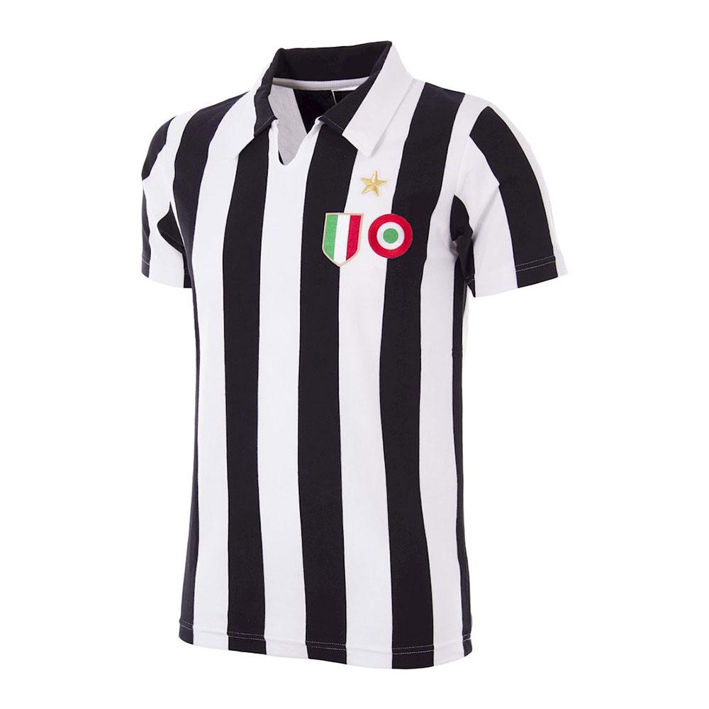 Juventus 1960-61 Camiseta Fútbol Retro