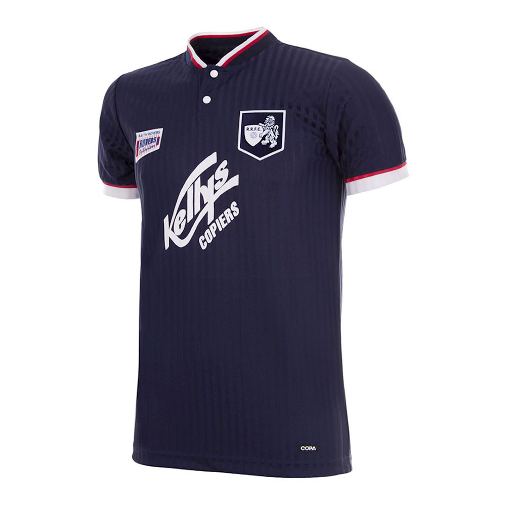 Raith Rovers 1995-96 Maillot Rétro Foot