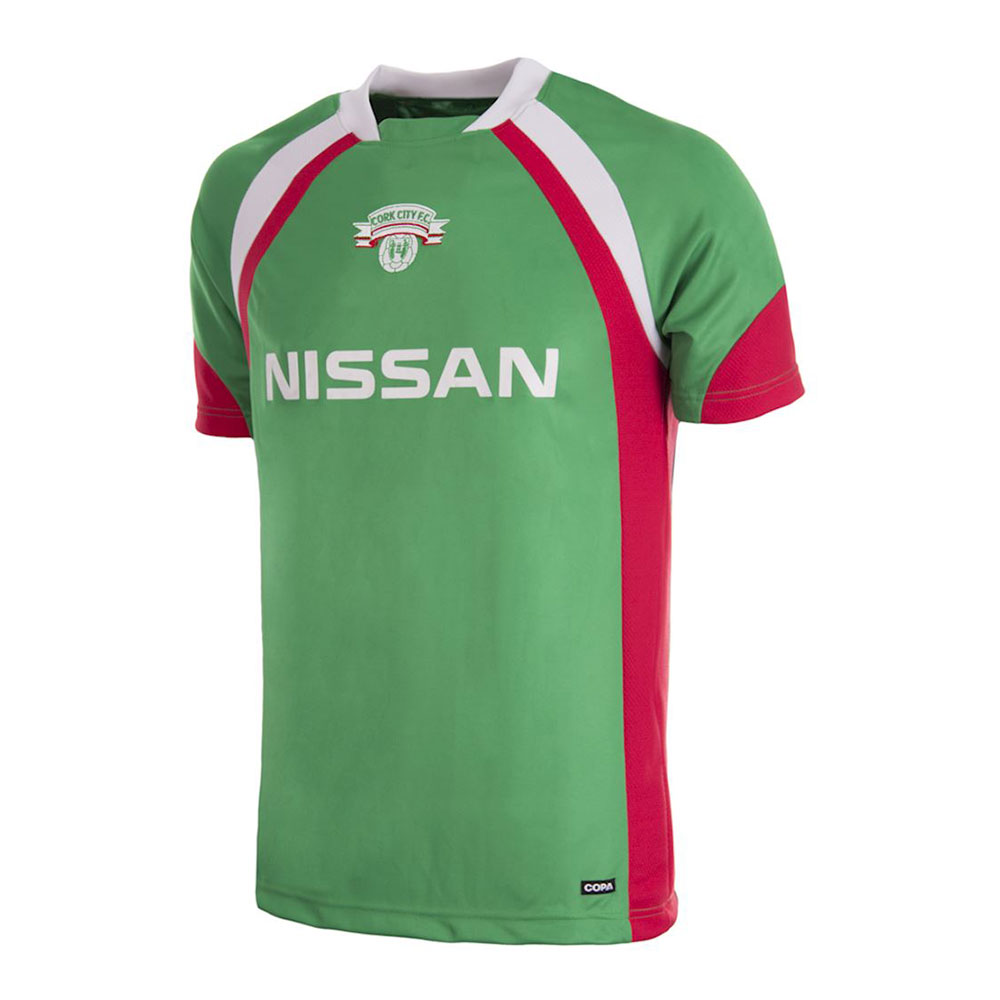 Cork City 2005 Camiseta Retro Fútbol