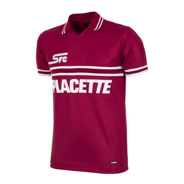 Servette 1984-85 Maglia Storica Calcio