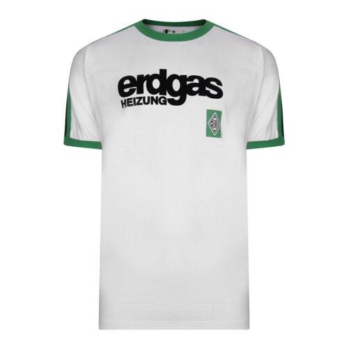 Borussia Mönchengladbach 1976-77 Camiseta Retro Fútbol