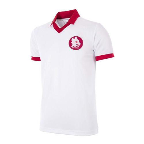 Roma 1983-84 Camiseta Retro Fútbol