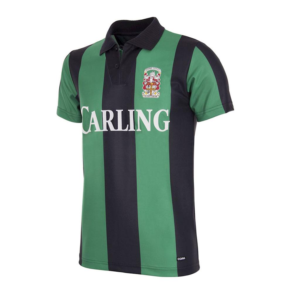 Stoke City 1994-95 Maglia Storica Calcio
