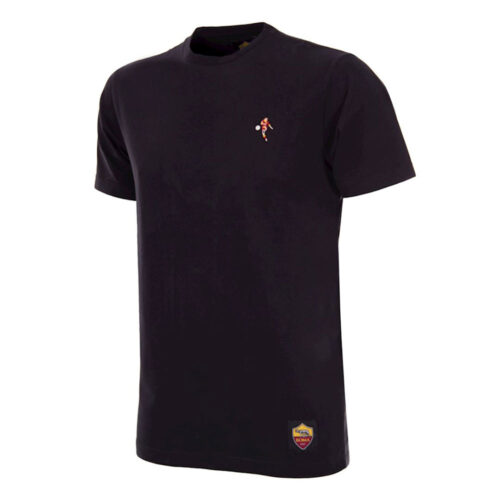 Rome Conti Embroidery Tee Shirt Casual