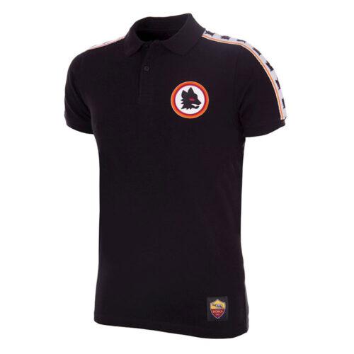 AS Roma Camiseta Polo Casual
