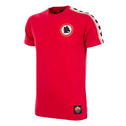 AS Rome Tee Shirt Casual Rouge
