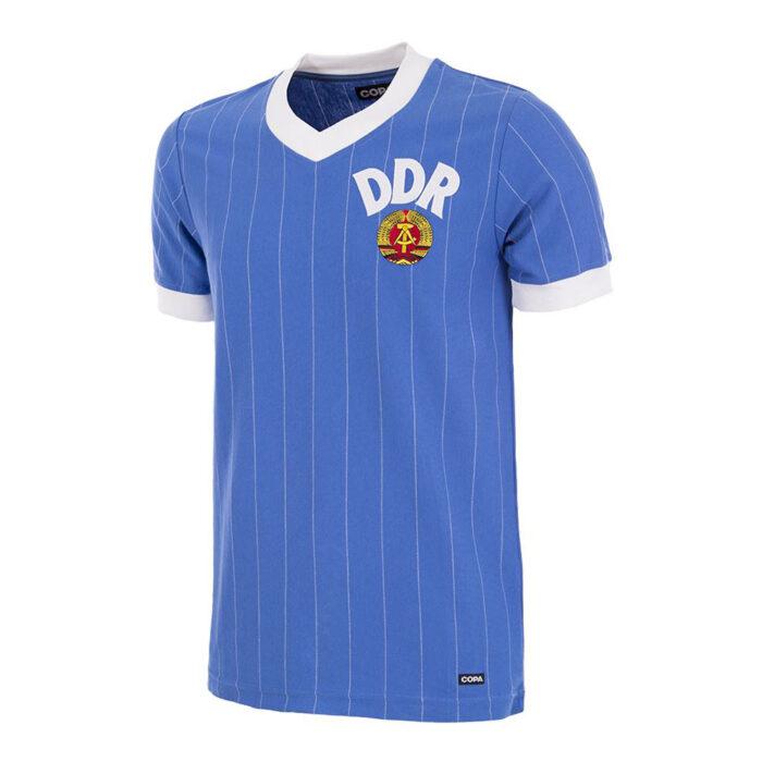 DDR 1985 Maglia Storica Calcio