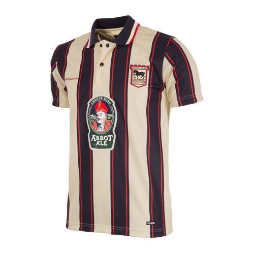 Ipswich Town 1997-98 Maglia Storica Calcio
