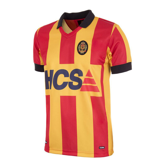 Malinas 1990-91 Camiseta Retro Fútbol
