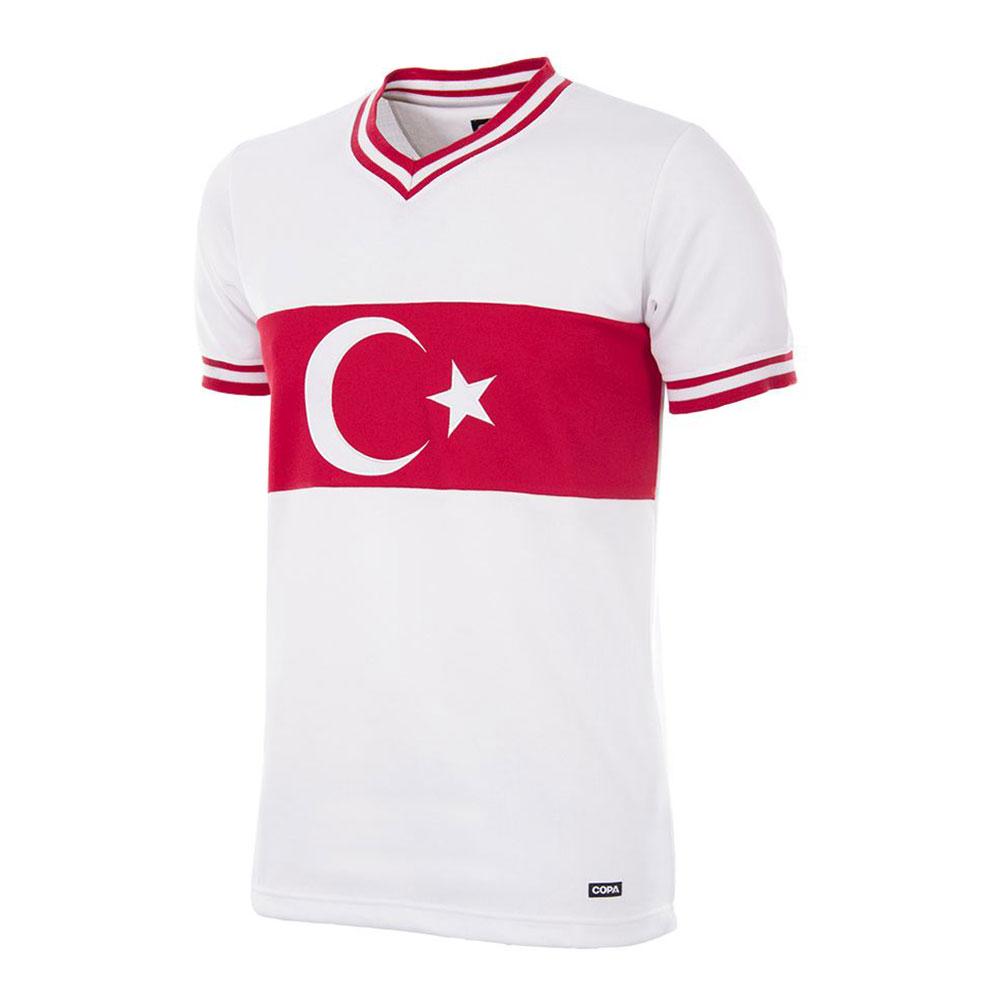Turchia 1979 Maglia Storica Calcio