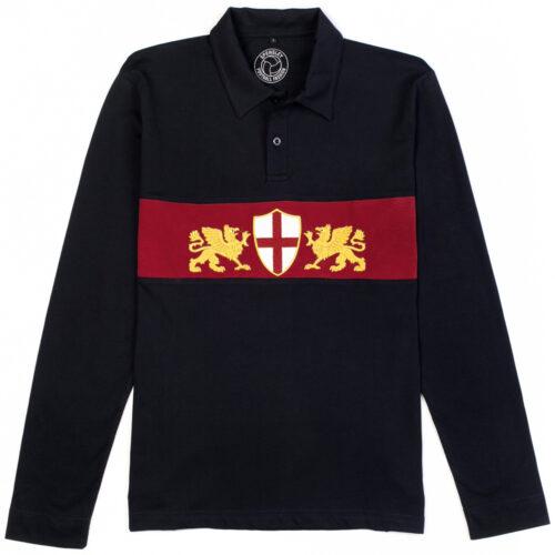 Blue Spensley Camiseta Polo