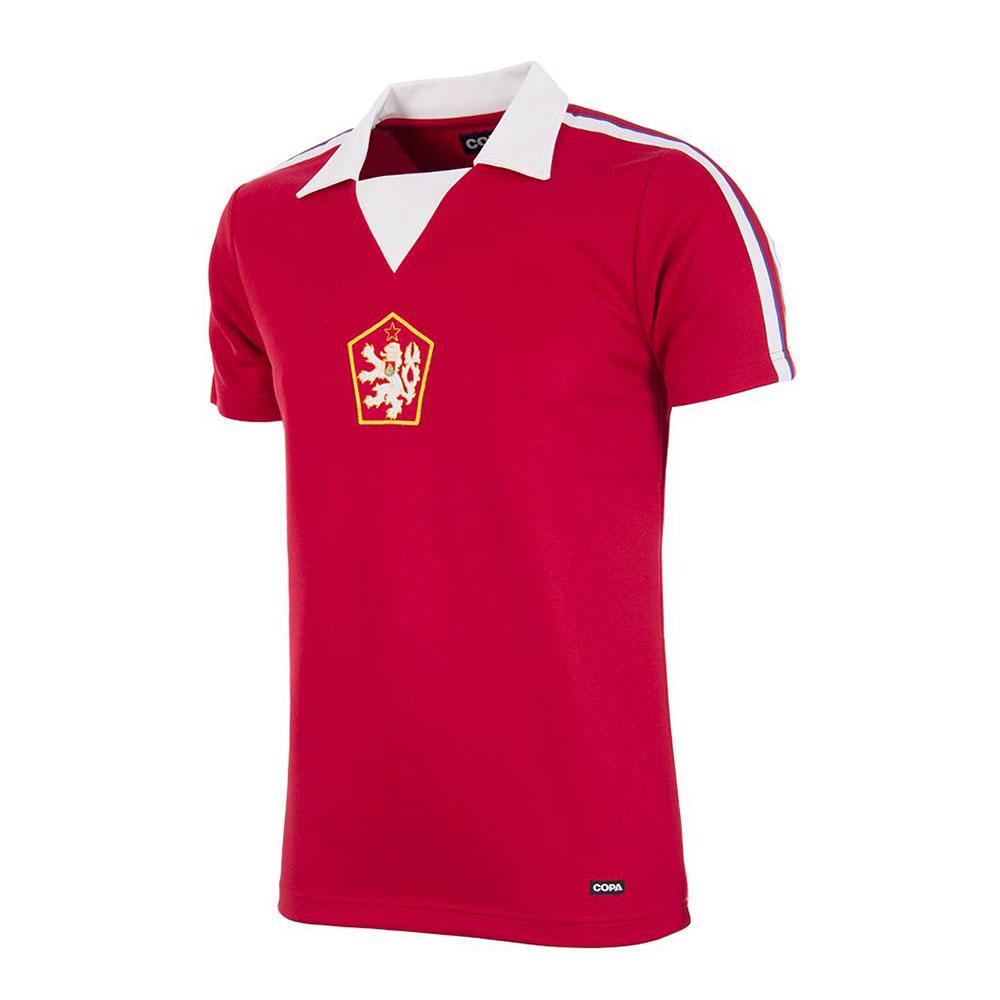 Cecoslovacchia 1980 Maglia Storica Calcio