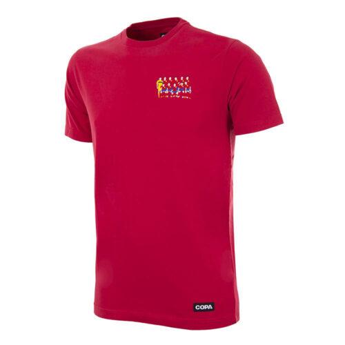 Espagne 2012 Tee Shirt Casual